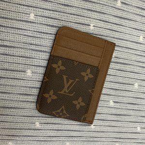 Small Pocket Card Holder